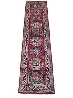 10 ft Red long carpet runners for hallways 2' 9'' x 10' 2''