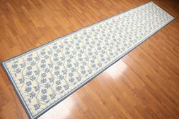3' x 10' Nourison Runner New Zealand Wool French design Orie