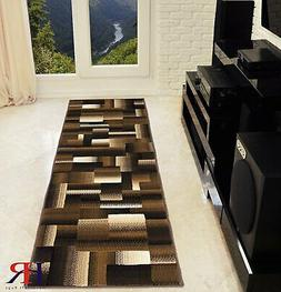 Abstract Area Rug Modern Contemporary Novelty Design For Lux