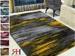 Area Rugs 8x10 For Home Decor Abstract Contemporary Modern D