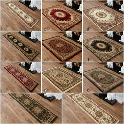 BEST QUALITY TRADITIONAL RUGS RUNNER AND ROUND RUG FOR CLEAR