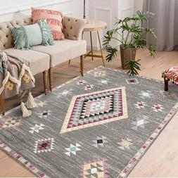 Bohemia Moroccan Carpets For Living Room Bedroom <font><b>Ru