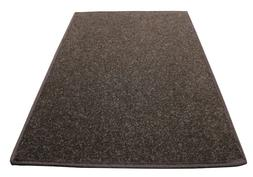 Brown - Heavy Choice Indoor/Outdoor Carpet Area Rugs, Runner