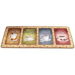 Cafe Coffee Cups Accent Rug Collections Etc Coffee Cups Runn