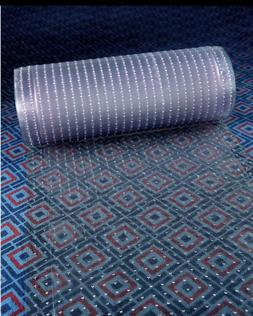 clear plastic runner rug and carpet protector