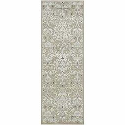 Couristan Ciré Aurora Regal Mushroom-Antique Cream Runner M
