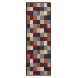 Custom Size Stair Hallway Runner Rug Non Slip Rubber Back Mu