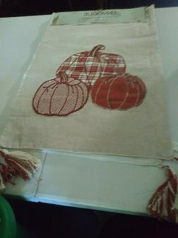 Envogue Table Runner pumpkin 16 inches by 90 inches