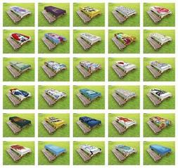 Fitness Outdoor Picnic Tablecloth in 3 Sizes Washable Waterp