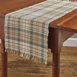 gentry 13 x 54 table runner taupe