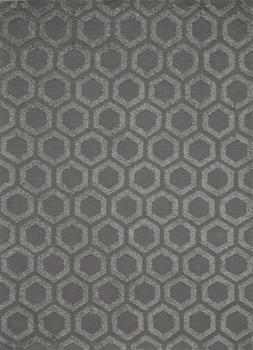 Momeni Rugs Heavenly HE-23 Charcoal Contemporary Rug