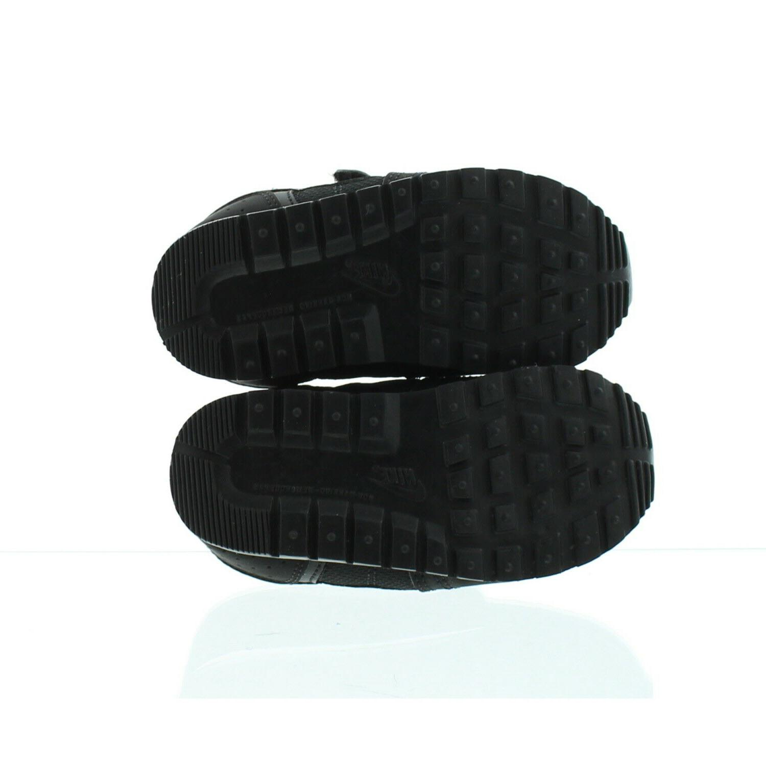 Nike 652966 MD Runner Low Top Shoes Black