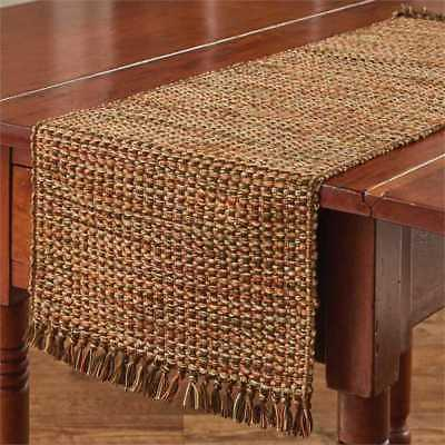 Primitive Country Table Pumpkin Olive