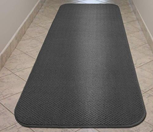 Skid-resistant Runner - Gray X 27 - Many Other Sizes Choose