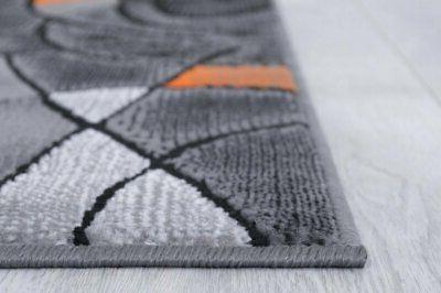 Abstract Rug For