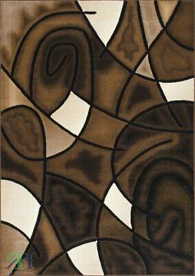 Abstract Rug Contemporary