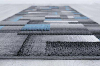 Abstract Rugs Modern Geometric Carpet For Home