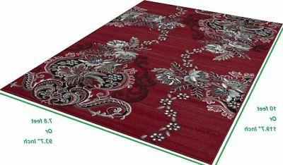 Area Office Home Abstract Modern Contemporary Rug 5x7
