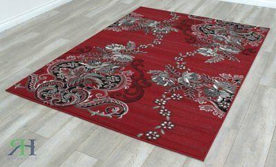 Area 8x10 Office Home Modern Contemporary Rug