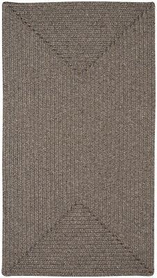 Capel Rugs Candor Concentric Country Cottage Outdoor Braided