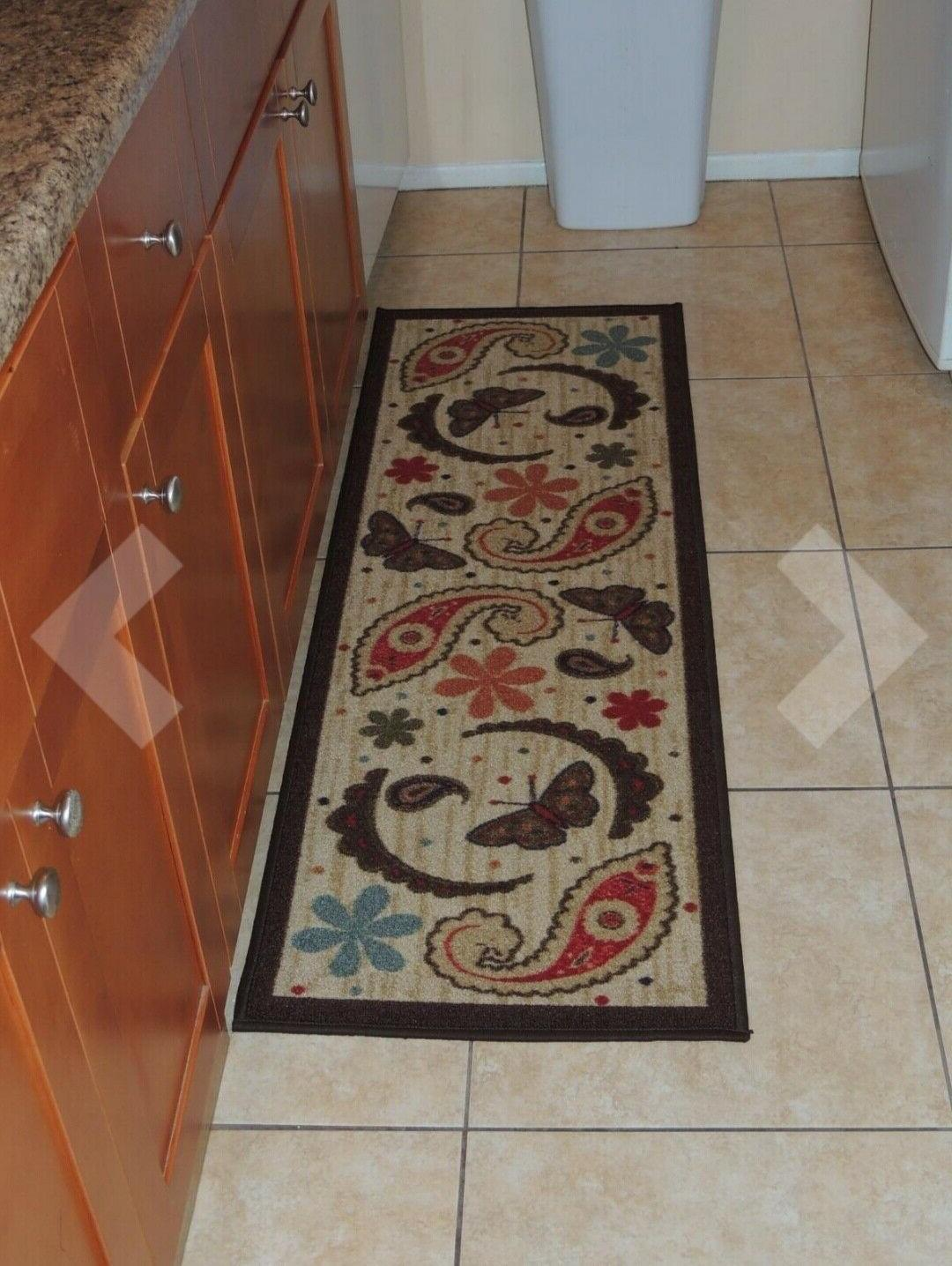 Carpet Runner Rug Modern Kitchen Hall Area Rugs