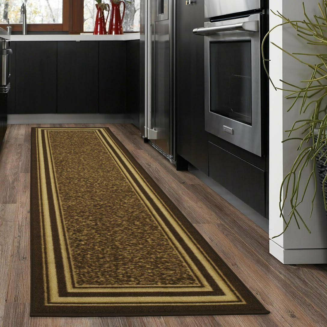Non Slip Carpet Runners Long Modern Design Rugs