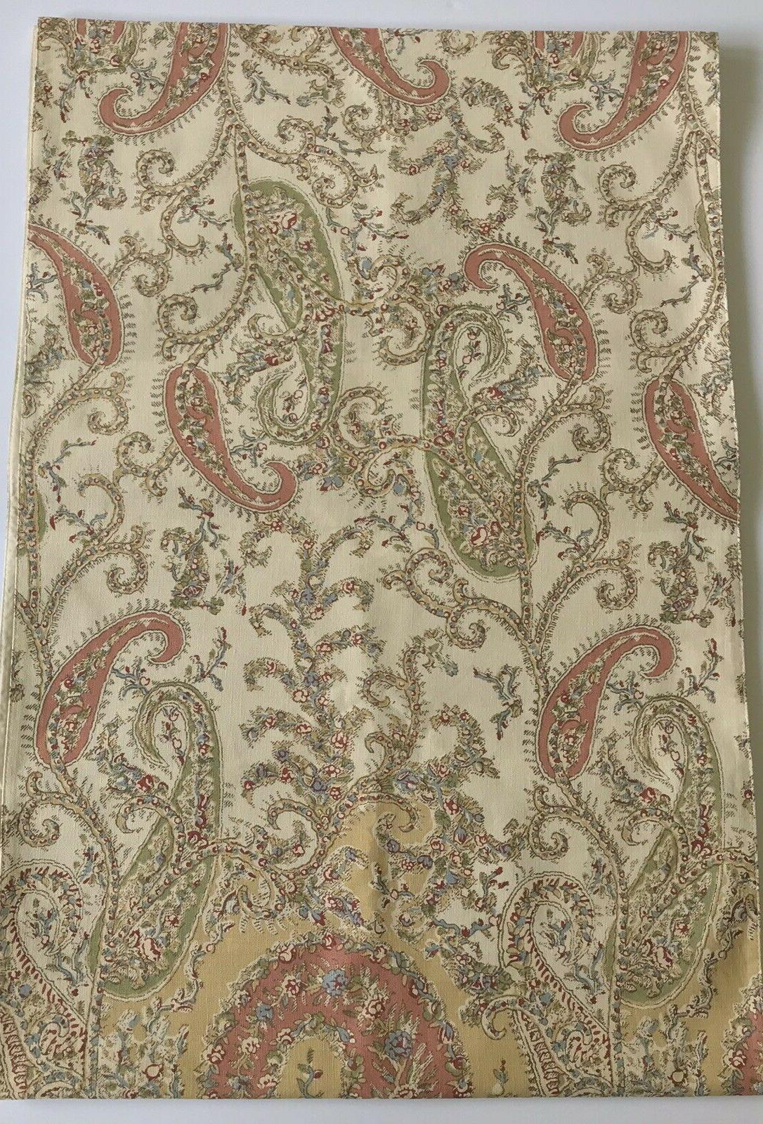 """Pottery Floral Table 18"""" Cotton New"""