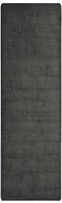 RugStylesOnline Comfy Solid Color Runner Area Rug 26 Inch Wi