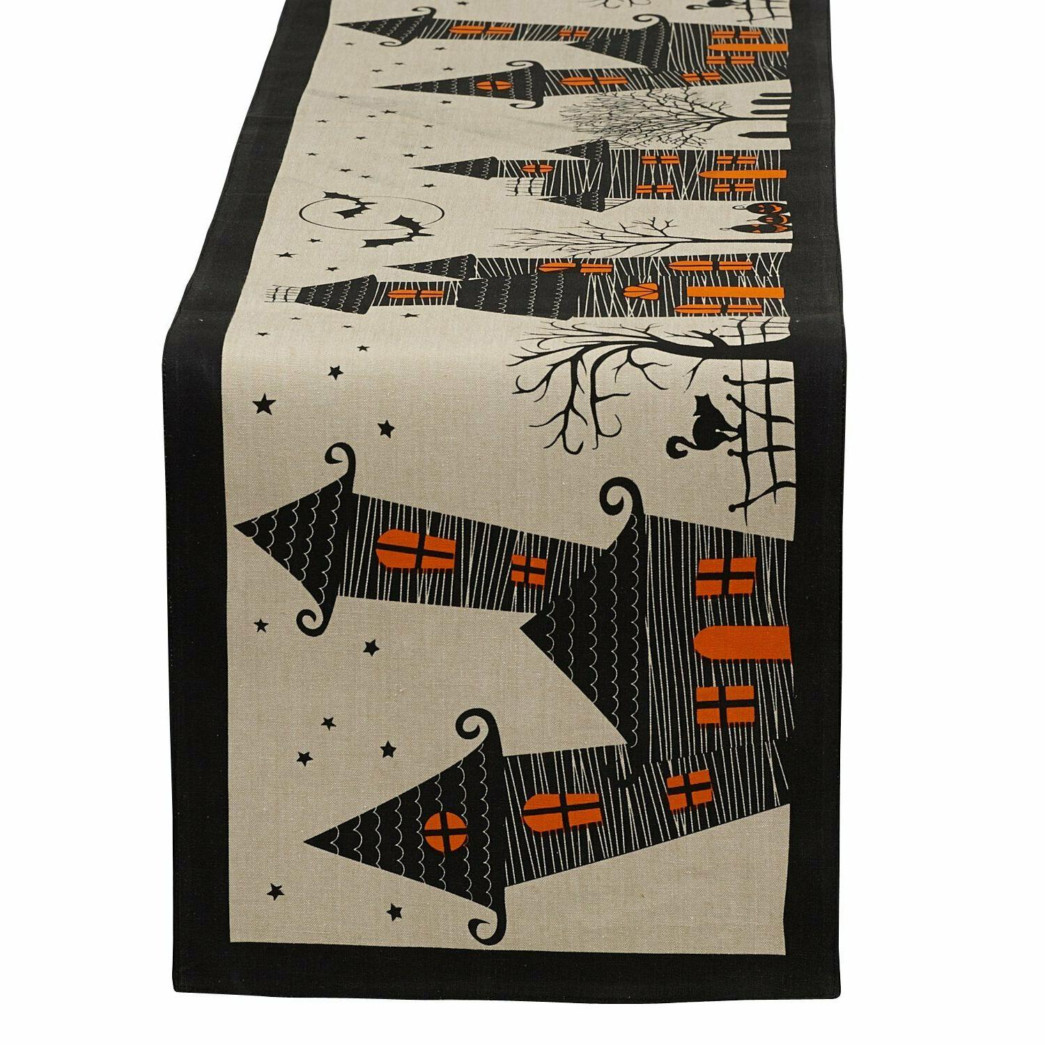 cotton 14x72 table runner and place mats