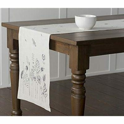 Maison D' Hermine 100% Table - Inch By 72