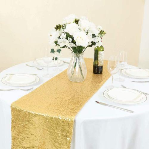 GFCC Gold Table Glitter Gold Table Party