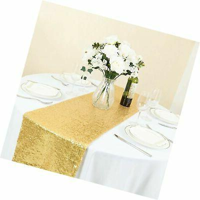 GFCC Gold - 2PCS Sequin Table
