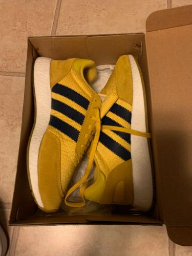 Yellow Shoes Retro Boost