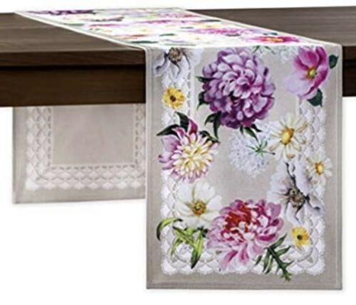Maison Pivoine Cotton Table - Inch