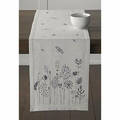 Maison 100% Cotton Table Runner - Layer 14.5 Inch 108