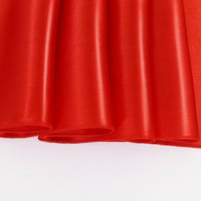 GFCC Red Satin 12 108 for Wedding