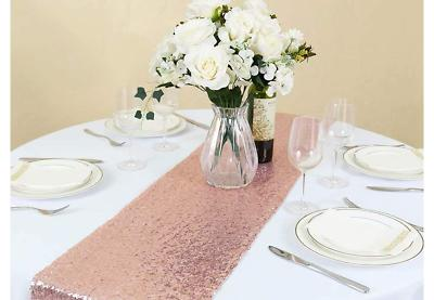 GFCC Pack Sequin Table Runners x for Wedding/Party/Event ...