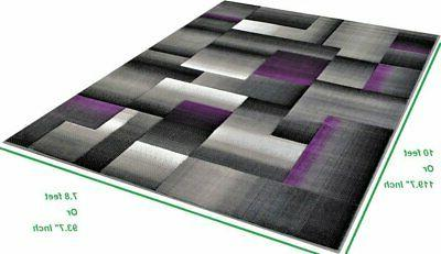 Abstract Area Modern Contemporary Geometric Carpet For Home Decor