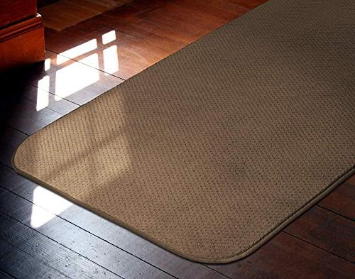 House, Skid-resistant Runner Toffee - Ft. X 27 In. -