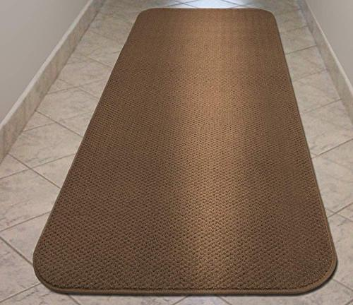 House, and More Skid-resistant Carpet - Toffee Brown - Ft. X 27 - to Choose