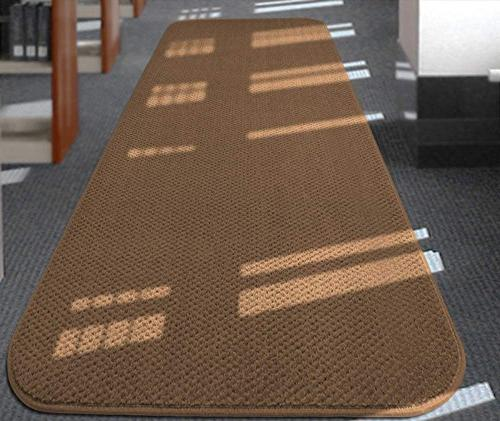 Skid-resistant Carpet - Toffee Ft. X 27 - Many to Choose