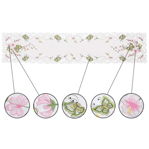 Simhomsen Spring and Floral Table Scarf 14
