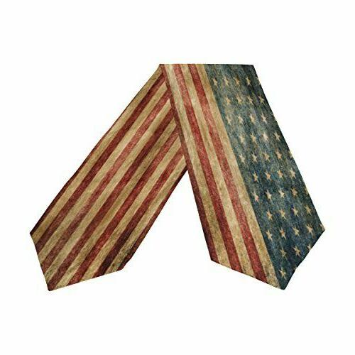Table Runner American Kitchen Party 4th 13x70 New