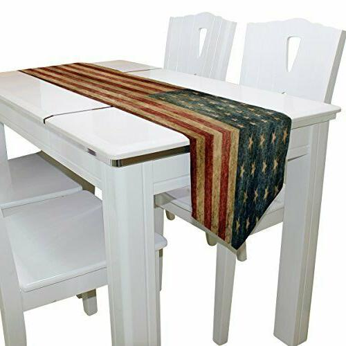 Table Runner Kitchen 4th 13x70 Gift