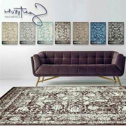 A2Z Rug Large Traditional Vintage Style Area Rugs Oriental D