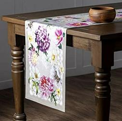 maison d hermine floral pivoine cotton table