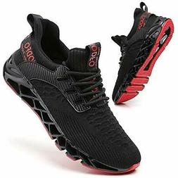 Men Sport Running Shoes Mesh Breathable Trail Runners Fashio