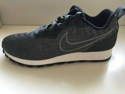 New Mens Nike 902815 - MD Runner 2 Dark Gry Running Shoes Si
