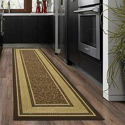 Non Slip Carpet Runners Long Modern Design Rugs Hallway Area