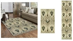 Oriental Weavers of America Bancroft Ivory Indoor Throw Rug,